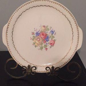 Vintage Crooksville Platter #142